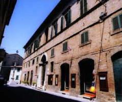 Veduta Palazzo dei Padri Conventuali